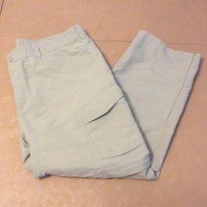 North Face convertible pants, Size XXL Short